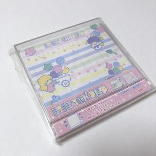 サンリオ(サンリオ)のサンリオ☆キキララ スタンドUP ケースメモ(ノート/メモ帳/ふせん)
