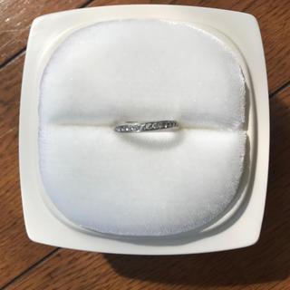 ニワカ(俄)の俄 リング 結婚指輪(リング(指輪))