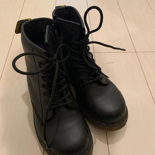 ドクターマーチン(Dr.Martens)のドクターマーチン キッズブーツ UK11 18cm(ブーツ)