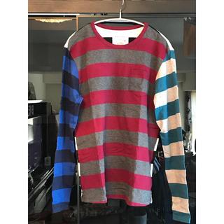 アーバンリサーチ(URBAN RESEARCH)のオシャレ‼︎美品‼︎ アーバンリサーチ メンズロングTシャツ(Tシャツ/カットソー(七分/長袖))