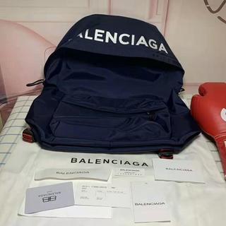 バレンシアガ(Balenciaga)の新品100%本物 BALENCIAGA ウィールバックパック S(リュック/バックパック)