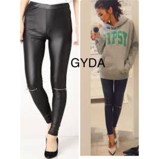GYDA - GYDA ジェイダ レザーレギンス F