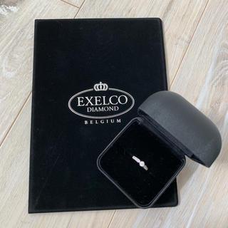 エクセルコ。ダイヤモンドリング(リング(指輪))