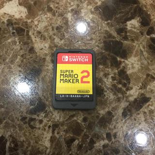 Nintendo Switch - Switch スーパーマリオメーカー2