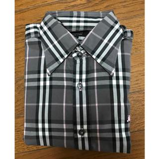バーバリーブラックレーベル(BURBERRY BLACK LABEL)のバーバリー ブラック レーベル Yシャツ S〜Mサイズ(シャツ)