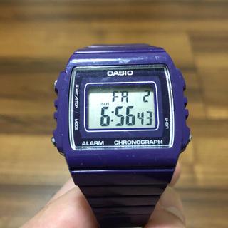 カシオ(CASIO)の腕時計 メンズ レディース ファッション(腕時計)