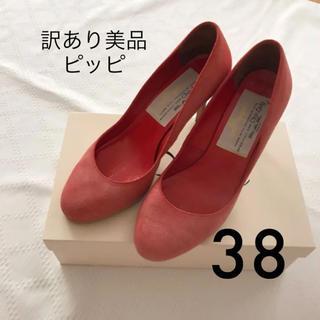 ピッピ(Pippi)の訳あり美品♡ピッピ 38(ハイヒール/パンプス)
