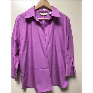 エディーバウアー(Eddie Bauer)のワイシャツ(シャツ/ブラウス(長袖/七分))