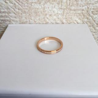カルティエ(Cartier)のカルティエ フルエタニティ(リング(指輪))