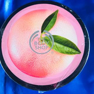 THE BODY SHOP - ザ、ボディショップ☆ピンクグレープフルーツ200mlボディバター☆新品です。