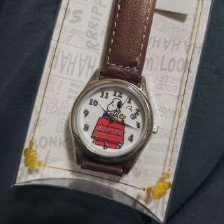 SNOOPY - 新品✨ スヌーピー 腕時計 アナログ