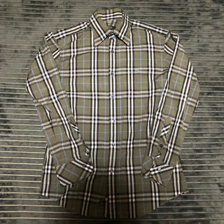 バーバリーブラックレーベル(BURBERRY BLACK LABEL)のバーバリー ブラックレーベル チェックシャツ(シャツ)