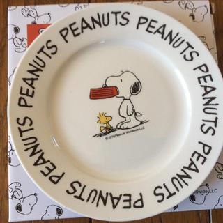 スヌーピー(SNOOPY)のスヌーピー お皿 プレート 1枚(食器)