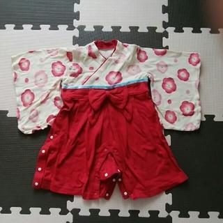 ベルメゾン(ベルメゾン)のベビー袴 サイズ80(和服/着物)