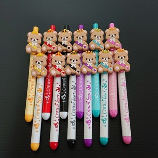 BANDAI - ★新品 未使用 ★ クラウンベア ボールペン 全種  12本セット