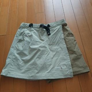 モンベル(mont bell)のモンベル   レディース  キュロットスカート(登山用品)