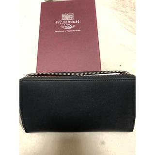 ホワイトハウスコックス(WHITEHOUSE COX)のホワイトハウスコックス 長財布 ダービーコレクション (長財布)