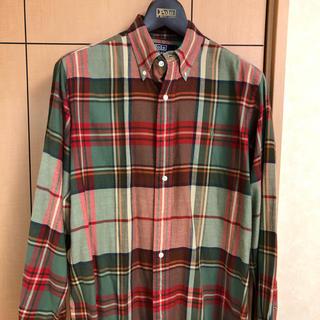 ポロラルフローレン(POLO RALPH LAUREN)のPOLO/ラルフ・ローレン  シャツ      上級美品(シャツ)
