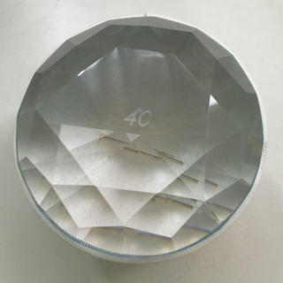 ヨンドシー(4℃)の4°C クリスタルケース ✨ アクセサリー ボックス(その他)