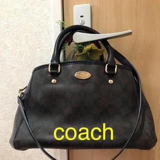 COACH - コーチ2wayバック