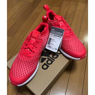 アディダス(adidas)の新品未使用! アディダス  スニーカー RapidaRunX 2 COOL K(スニーカー)