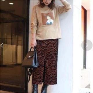 ムルーア(MURUA)のMURUA GirlロンT(Tシャツ(長袖/七分))