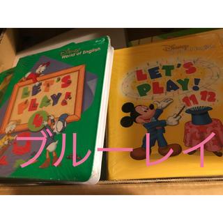 Disney - レッツプレイ ブルーレイ