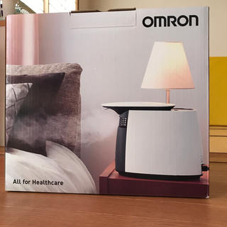 オムロン(OMRON)の保湿機 オムロン  パーソナル保湿機(加湿器/除湿機)