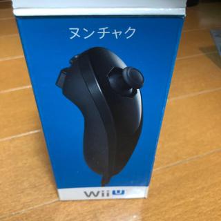 ウィー(Wii)のヌンチャク (クロ)(その他)