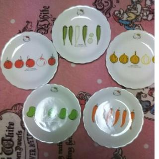サンリオ(サンリオ)のハローキティお皿セット(食器)