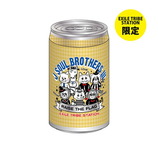 三代目 J Soul Brothers - 三代目 ちょっこりさん入り缶