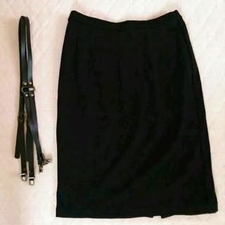 ニーナミュウ(Nina mew)のニーナミュウ♡サスペンダー付きスカート(ひざ丈スカート)