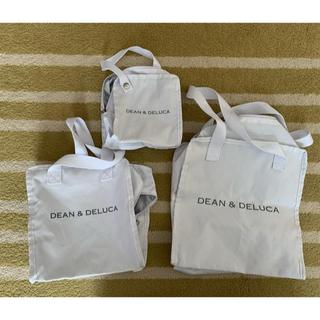 DEAN & DELUCA - GLOW(2017年8月号)付録 DEAN&DELUCA保冷バッグ3点セット