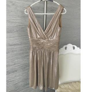 ビーシービージーマックスアズリア(BCBGMAXAZRIA)のbcbg ドレス(ミニワンピース)