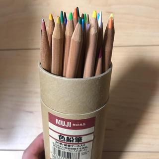 ムジルシリョウヒン(MUJI (無印良品))の無印良品 色鉛筆36色+2色(色鉛筆)