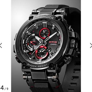 ジーショック(G-SHOCK)のCASIO G-SHOCK MTG-B1000B-1AJF(腕時計(アナログ))