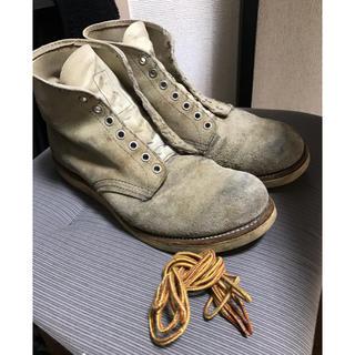 レッドウィング(REDWING)のレッドウィング  スウェード ブーツ 27センチ(ブーツ)