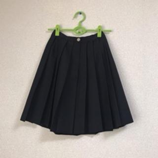 プリーツスカート 古着(ひざ丈スカート)