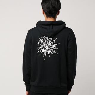 nano・universe - ナノユニバース GOOD LUCK フーディー L ブラック 未開封