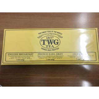 TWG☆紅茶☆3種類セット