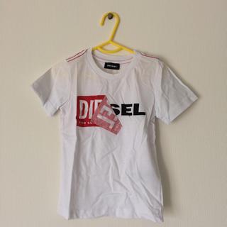 DIESEL - 新品DIESEL Tシャツ キッズ ホワイト