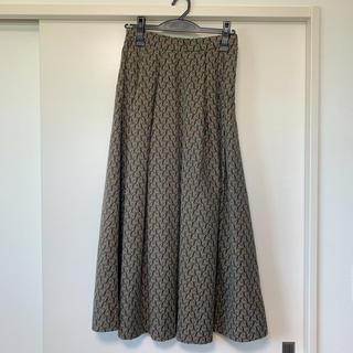 サマンサモスモス(SM2)のTe chichi スカート(ロングスカート)
