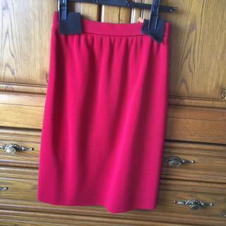 サンローラン(Saint Laurent)のタイトスカート(ひざ丈スカート)