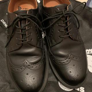 ドクターマーチン(Dr.Martens)のドクターマーチン  ウィングチップ  uk6(ローファー/革靴)