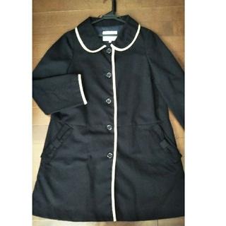 クチュールブローチ(Couture Brooch)のクチュールブローチ 黒コート(ピーコート)