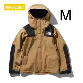 THE NORTH FACE - ノースフェイス マウンテンジャケット BK ブリティッシュカーキ Mサイズ 新品