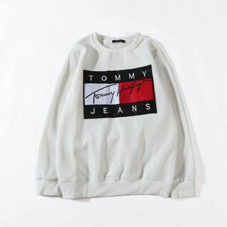 TOMMY - [2枚8000円送料込][TOMMY トレーナー 長袖]