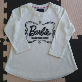 バービー(Barbie)の☆未使用☆ 女の子 95 Barbie 長袖(Tシャツ/カットソー)