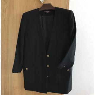LEONARD - レオナール ブラック ジャケット(90015167)