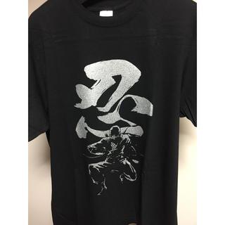 ニンジャTシャツ 黒3Lサイズ(Tシャツ/カットソー(半袖/袖なし))
